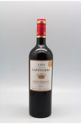 Léo de La Gaffelière 2012