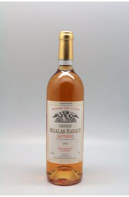Sigalas Rabaud 2002