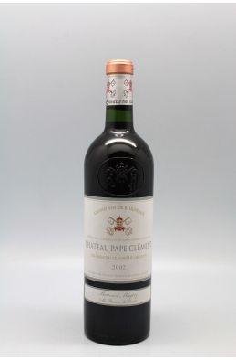 Pape Clément 2002