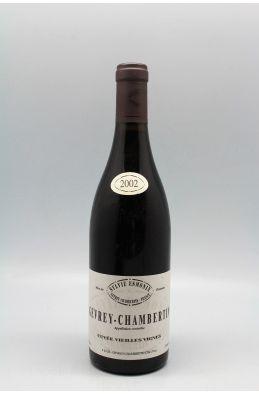 Sylvie Esmonin Gevrey Chambertin Vieilles Vignes 2002