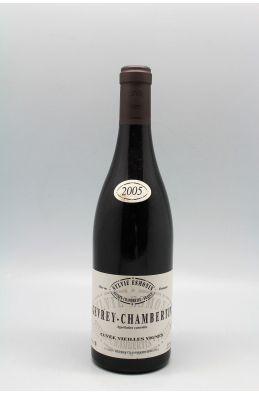 Sylvie Esmonin Gevrey Chambertin Vieilles Vignes 2005