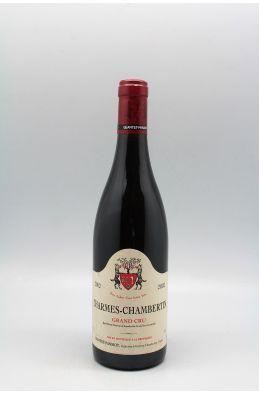 Geantet Pansiot Charmes Chambertin 2002
