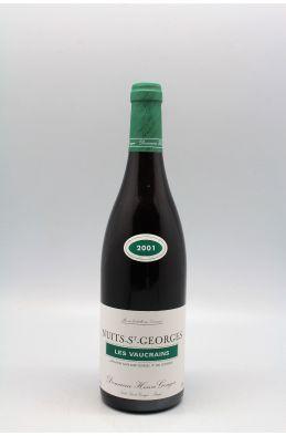 Henri Gouges Nuits Saint Georges 1er cru Les Vaucrains 2001