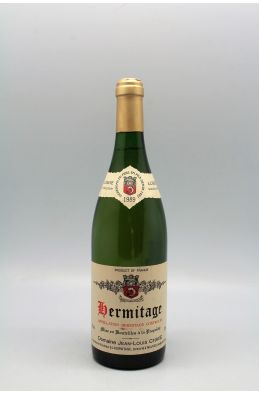 Jean Louis Chave Hermitage 1989 blanc