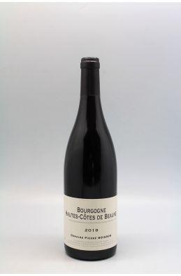 Pierre Boisson Hautes Côtes de Beaune 2018