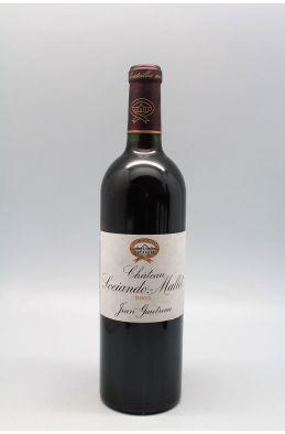 Sociando Mallet 2003 - PROMO -5% !