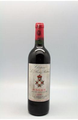 Bon Pasteur 1998