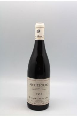 Anne Gros Richebourg 1999