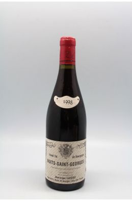 Dominique Laurent Nuits Saint Georges 1998