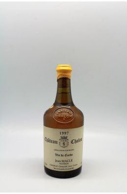 Jean Macle Château Chalon 1997