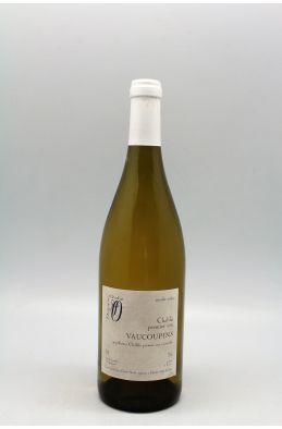 Oudin Chablis 1er cru Vaucoupins 2000