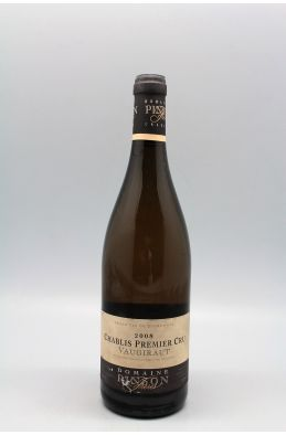 Pinson Chablis 1er cru Vaugiraut 2008