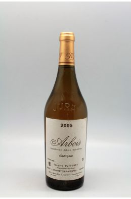 Jacques Puffeney Arbois Savagnin 2005