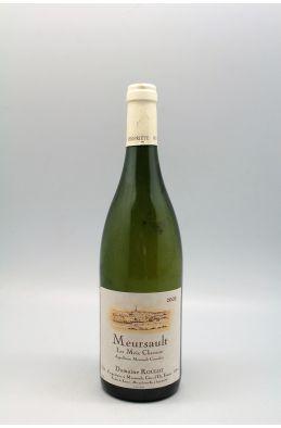 Jean Marc Roulot Meursault Les Meix Chavaux 2002