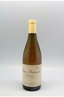 De Montille Puligny Montrachet 1er cru Le Cailleret 1999