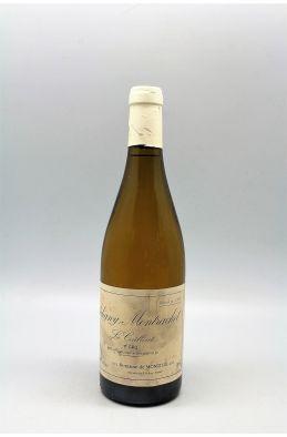 De Montille Puligny Montrachet 1er cru Le Cailleret 1997