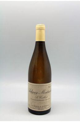 De Montille Puligny Montrachet 1er cru Le Cailleret 2000