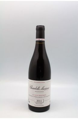 Laurent Roumier Chambolle Musigny 2014