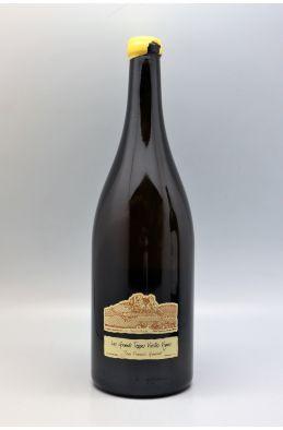 Jean François Ganevat Côtes du Jura Les Grandes Teppes Vieilles Vignes Chardonnay 2015 Magnum