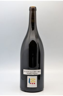 Prieuré Roch Nuits Saint Georges 1er cru Vieilles Vignes 2015 Magnum