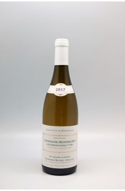 Michel Niellon Chassagne Montrachet 1er cru Les Chenevottes 2017