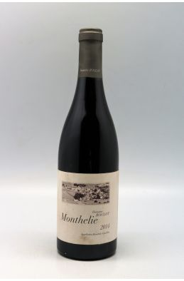 Jean Marc Roulot Monthelie 2014 rouge