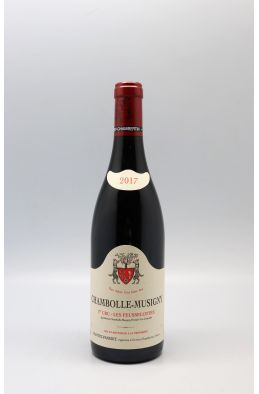 Geantet Pansiot Chambolle Musigny 1er cru Les Feusselottes 2017