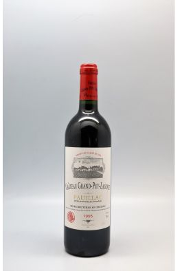 Grand Puy Lacoste 1995