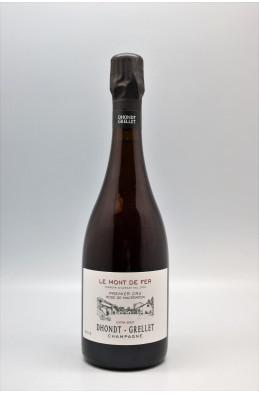 Dhondt Grellet 1er Cru Lieu-dit Le Mont de Fer Vieilles Vignes 2015