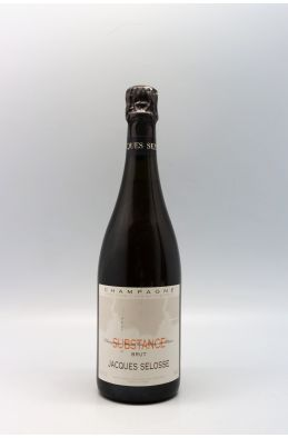Jacques Selosse Substance