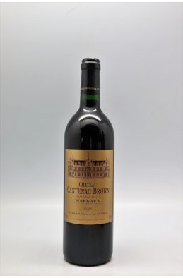 Cantenac Brown 1995