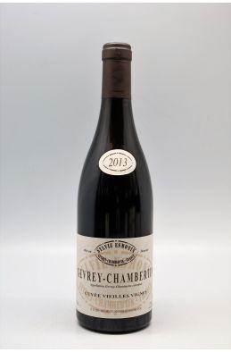 Sylvie Esmonin Gevrey Chambertin Vieilles Vignes 2013