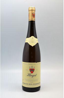 Zind Humbrecht Alsace Grand Cru Gewurztraminer Hengst 2005