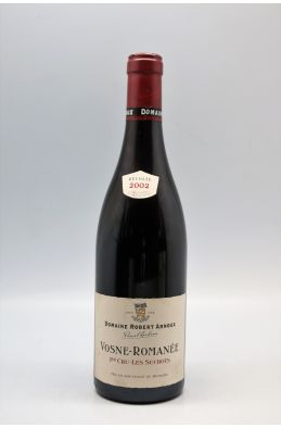 Robert Arnoux Vosne Romanée 1er cru Les Suchots 2002