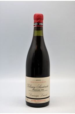 Dominique Laurent Volnay 1er cru Santenots Cuvée Tradition 2002