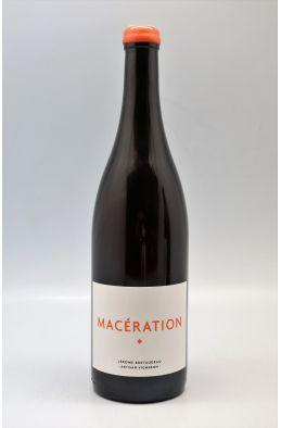 Jérôme Bretaudeau Vin de France Macération 2019