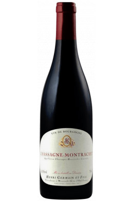 Henri Germain Chassagne Montrachet 2018 rouge