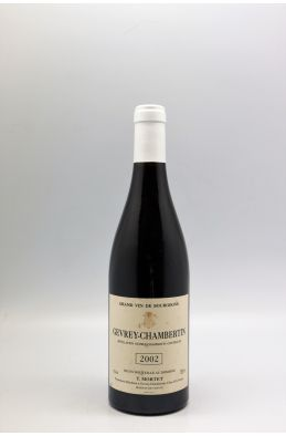 Thierry Mortet Gevrey Chambertin 2002