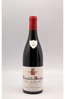 Chambolle Musigny 1er cru Beaux Bruns 2015