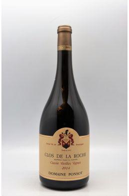 Ponsot Clos de la Roche 2014 Magnum