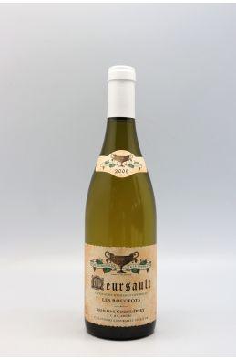 Coche Dury Meursault Rougeots 2009