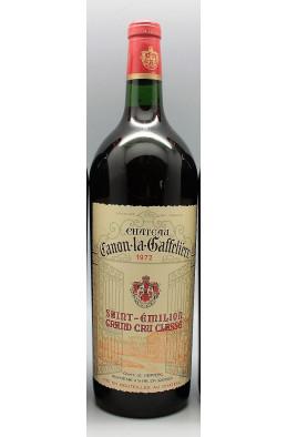 Canon La Gaffelière 1972 Magnum OWC