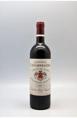 La Gaffelière 2001