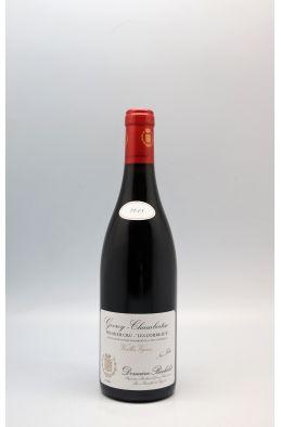Denis Bachelet Gevrey Chambertin 1er cru Les Corbeaux Vieilles Vignes 2018