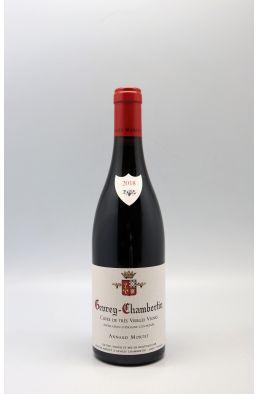 Arnaud Mortet Gevrey Chambertin Très Vieilles Vignes 2018