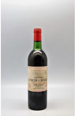 Lynch Bages 1973 - PROMO -10% !