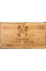 Clerc Milon 2003 OWC