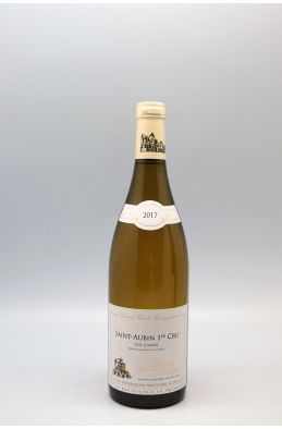 Sylvain Langoureau Saint Aubin 1er cru Sur Gamay 2017 blanc