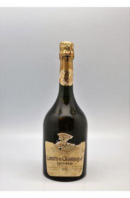 Taittinger Comtes de Champagne 1976
