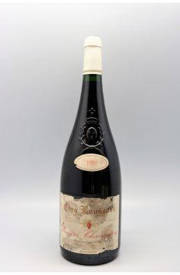 Clos Rougeard Saumur Champigny Le Bourg 1993 Magnum - PROMO -5% !